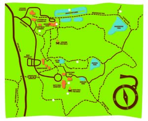 Education Center MAP | Conservancy for Cuyahoga Valley National Park