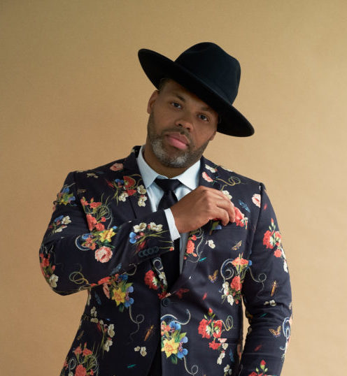 Eric Roberson: NeoSoul and Jazz on the river | Conservancy
