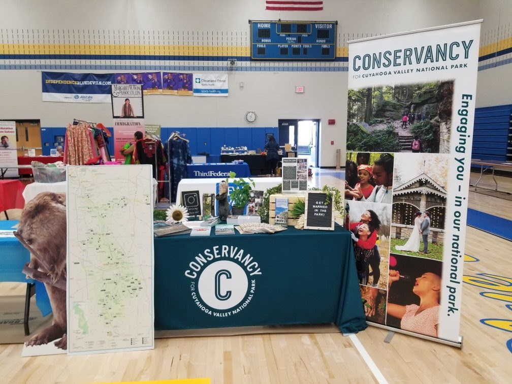 Conservancy Booth