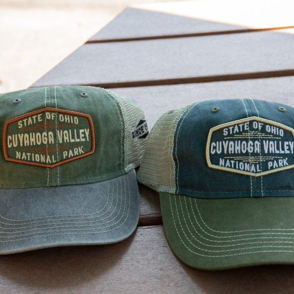 CVNP baseball caps