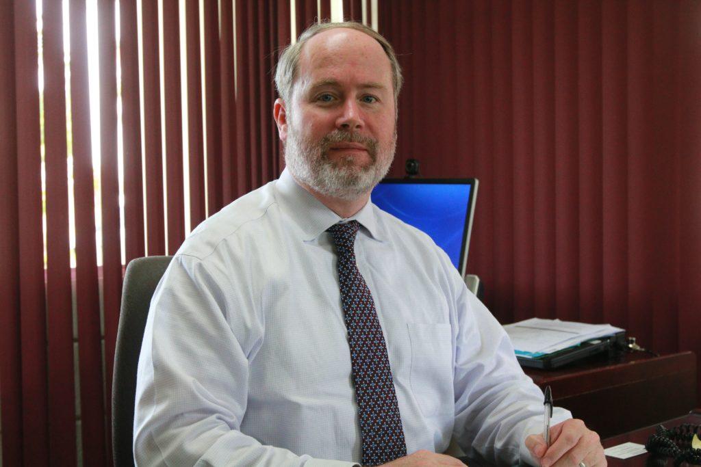 Rob Ahern, former Cuyhahoga Valley Environmental Education Center intern