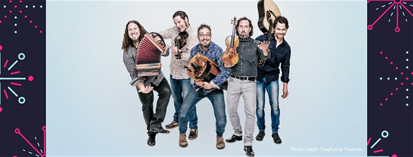La Vent du Nord group photo