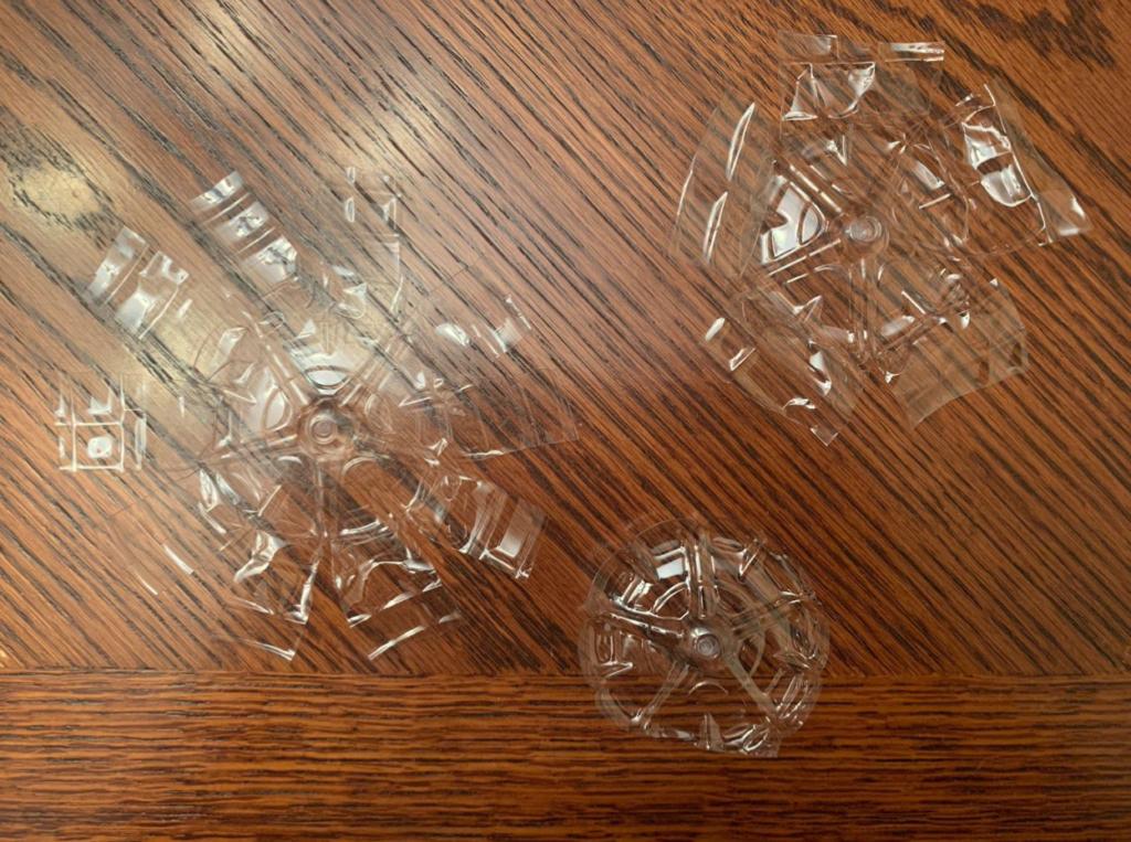 Water bottle bottoms