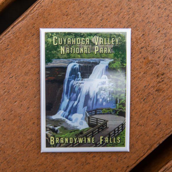 WPA Brandywine Falls Magnet