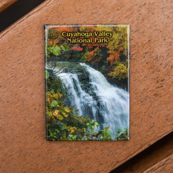 CVNP Brandywine Falls Fall Magnet