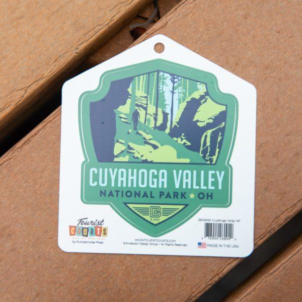 CVNP Emblem Sticker