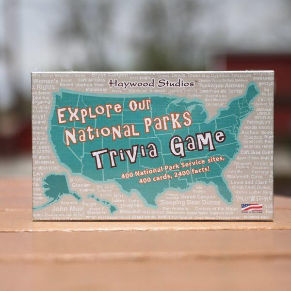 Explore out National Parks Trivia