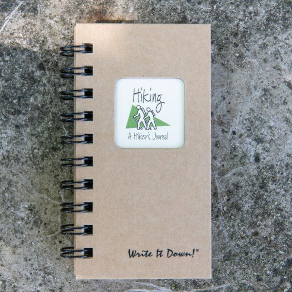 Mini Hiking Journal