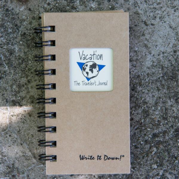 Mini Vacation Journal