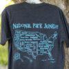 National Park Junkie T-Shirt