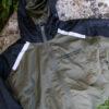 Men's Reflective Trim Jacket Olive