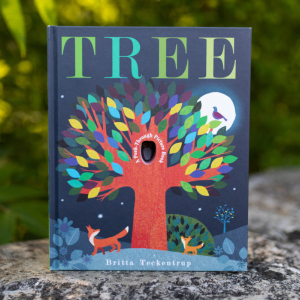 Tree: A Peek-Through Picture Book (front)