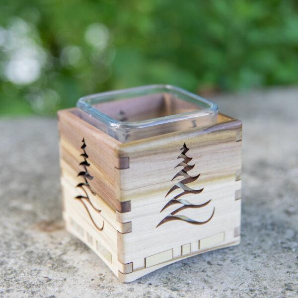 WYTM Tree Candle Holder