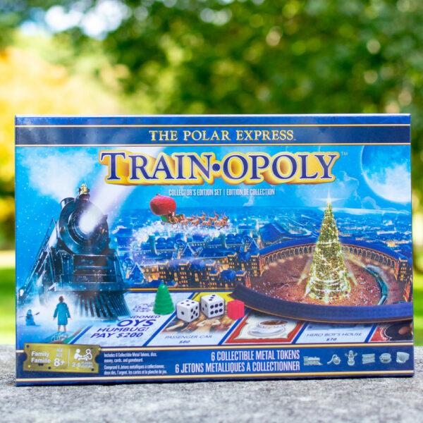The Polar Express Train Opoly