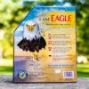 I Am Eagle Puzzle (back)
