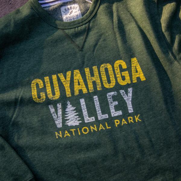 CVNP Heritage Crew Sweater
