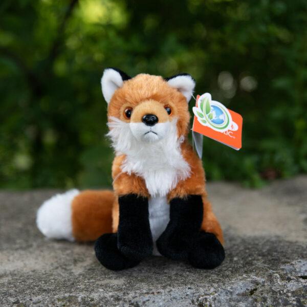 "Wild Republic Plush Red Fox 8"""