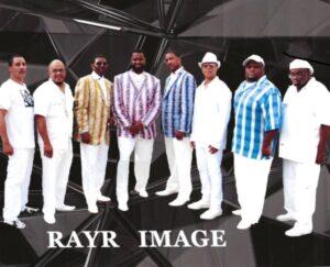 Promotional photo of RAYR Image band