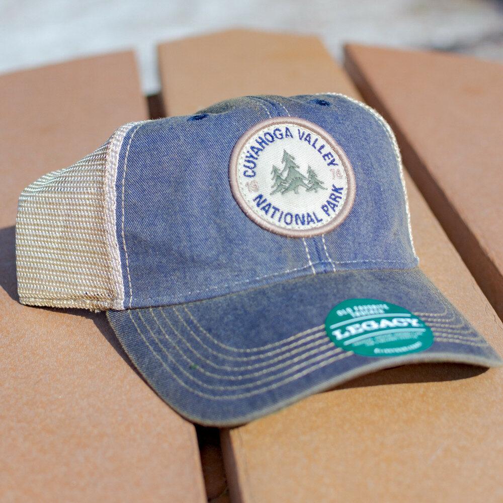 Old Favorite Trucker Hat (navy)