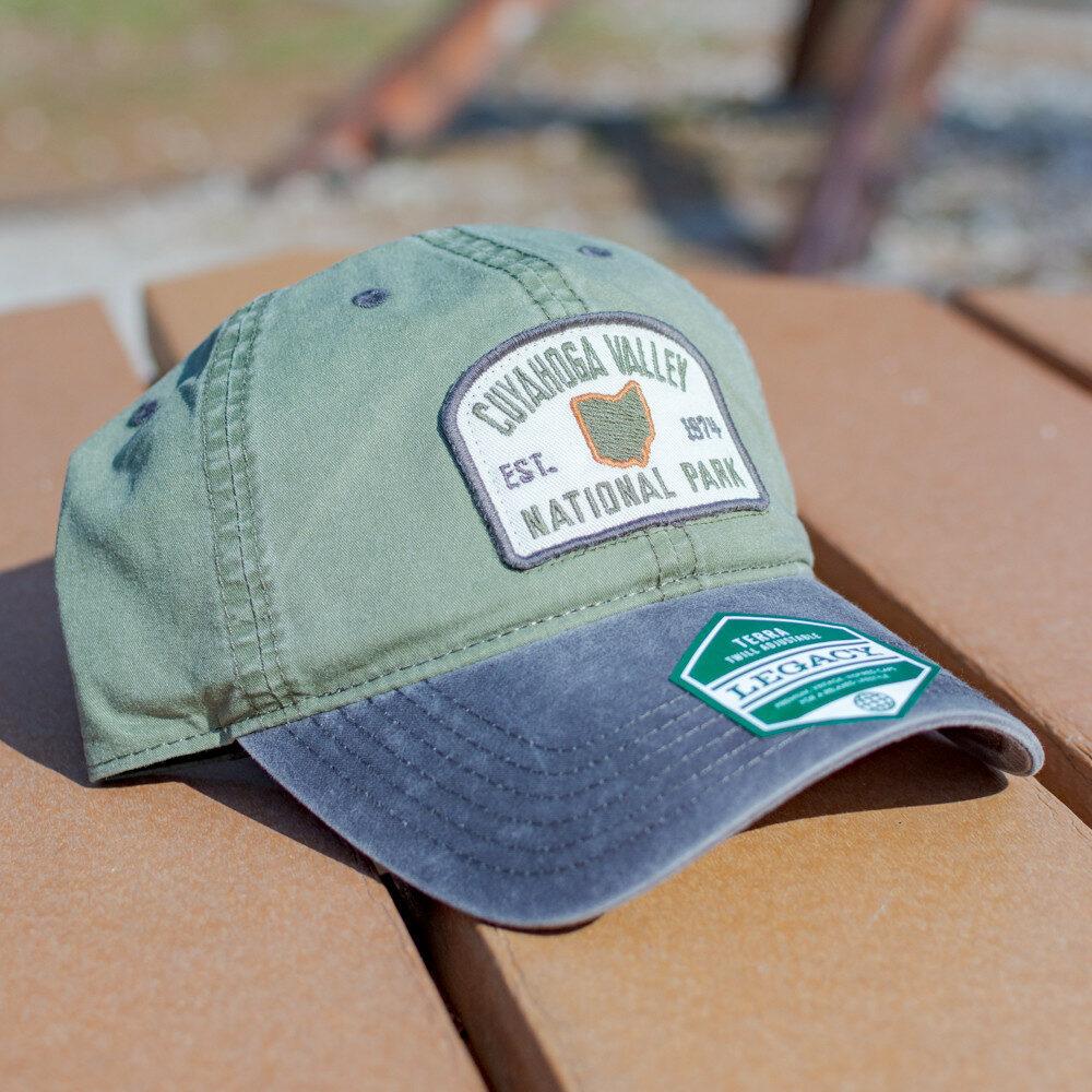 CVNP Terra Twill Hat (moss)
