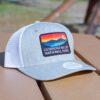 Mid-Pro Sunrise Hat (grey/white)