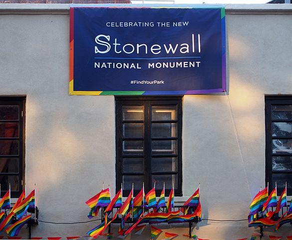 Stonewall Inn during Pride 2106