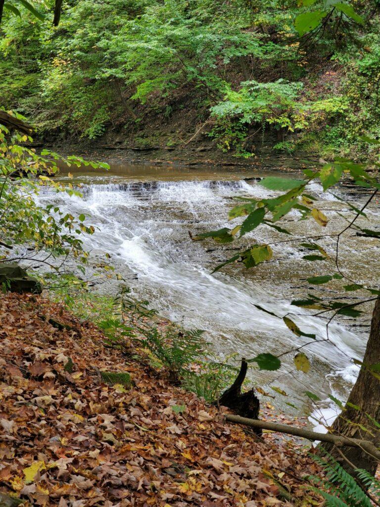 Photo of Shredder Falls