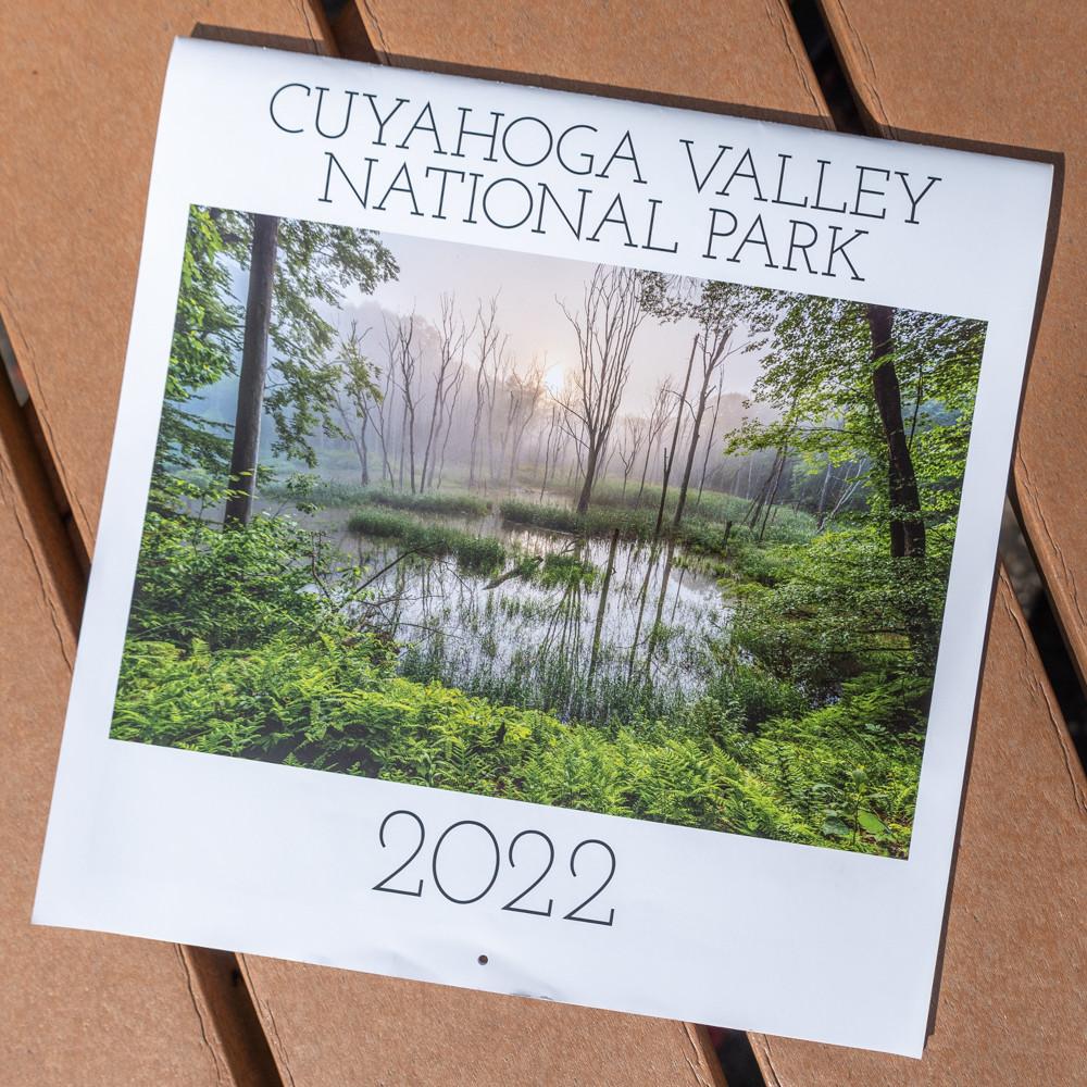 Cuyahoga Valley National Park 2022 Calendar