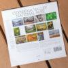 Cuyahoga Valley National Park 2022 Calendar (back)