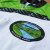CVNP Cycling Jersey (close up)
