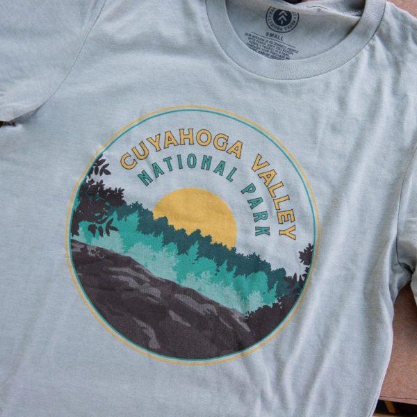 Cuyahoga Sunrise T-Shirt
